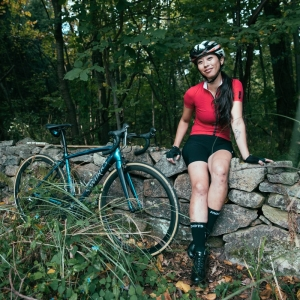 gloria liu bicycling magazine